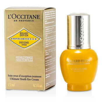 LOccitane Immortelle Divine Eyes Ultimate Youth Crema de Ojos