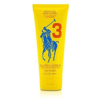 Ralph Lauren Big Pony Collection For Women #3 Yellow Loción Corporal Hidratante (Sin Caja)