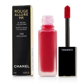 Chanel Rouge Allure Ink Color de Labios Líquido Mate - # 146 Seduisant