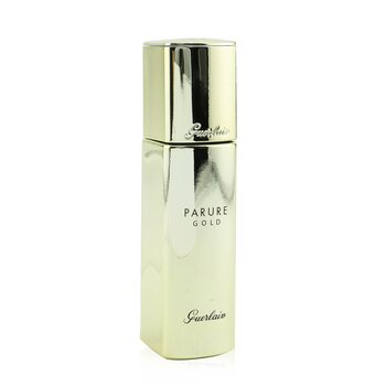 Guerlain Parure Gold Rejuvenating Base Resplandor Dorado SPF 30 - # 24  Medium Golden