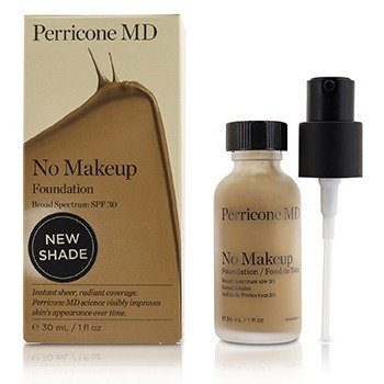 Perricone MD No Makeup Foundation SPF 30 - Tan