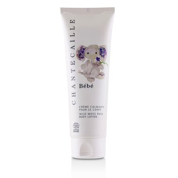 Chantecaille Bebe Wild Moss Rose Body Lotion