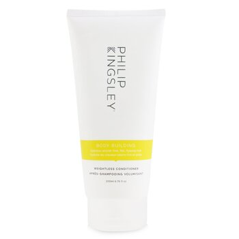 Philip Kingsley Body Building Weightless Conditioner (Hydrates Shorter Fine, Flat, Flyaway Hair)