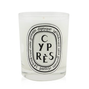 Diptyque Scented Candle - Cypres (Unboxed)