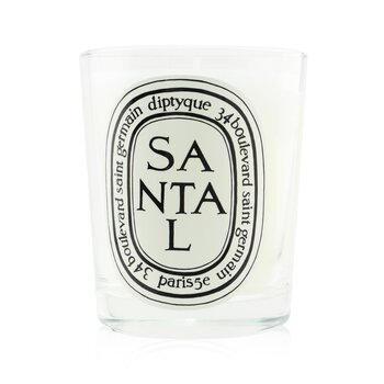 Diptyque Scented Candle - Santal (Unboxed)