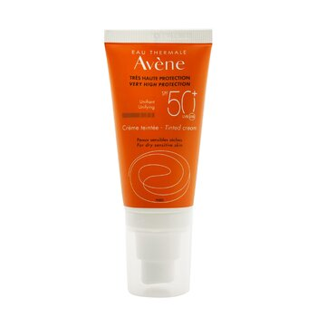 Avene Very High Protection Unifying Tinted Cream SPF 50+ - For Dry Sensitive Skin